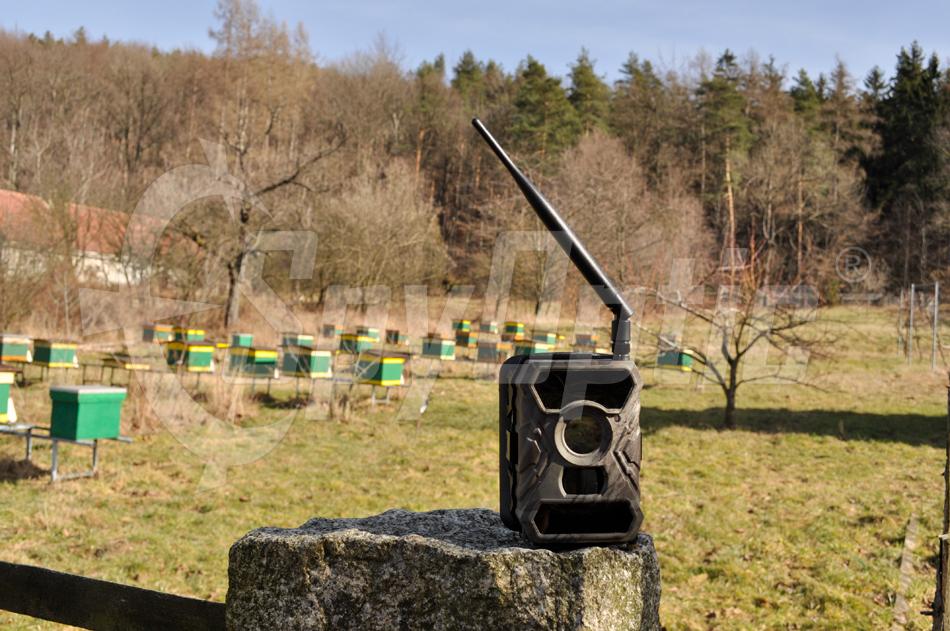Kamera do monitorowania posesji S880G
