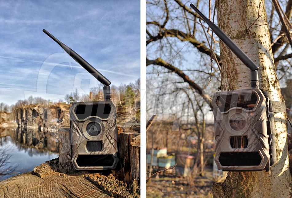 Fotopułapka do ochrony mienia S880G
