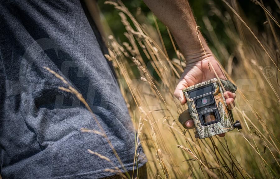 Fotopułapka Browning Defender 940 z przesyłem danych przez WiFi