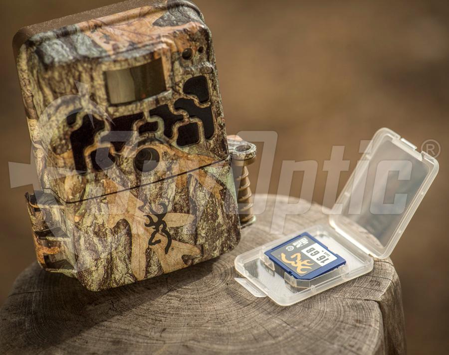 Skuteczna fotopułapka do lasu Browning Spec Ops Extreme