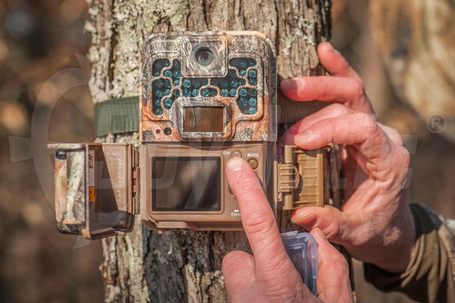 Najlepsza na rynku kamera leśna Browning Recon Force 4K