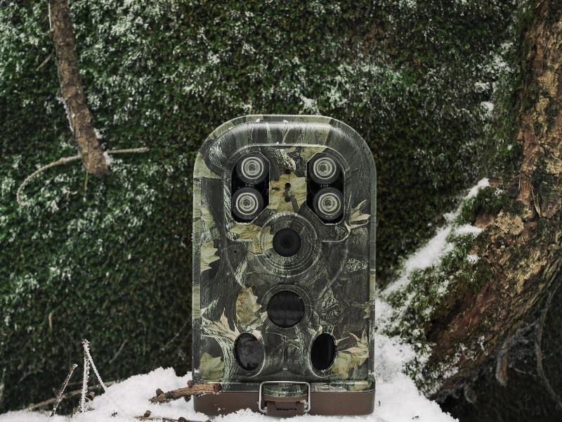 Wodoodporna fotopułapka