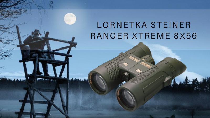 Lornetka Ranger Xtreme 8x56