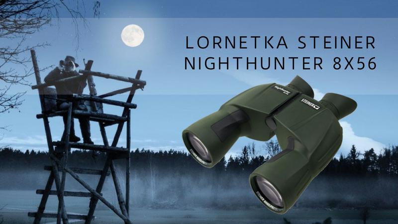 Lornetka Steiner Nighthunter