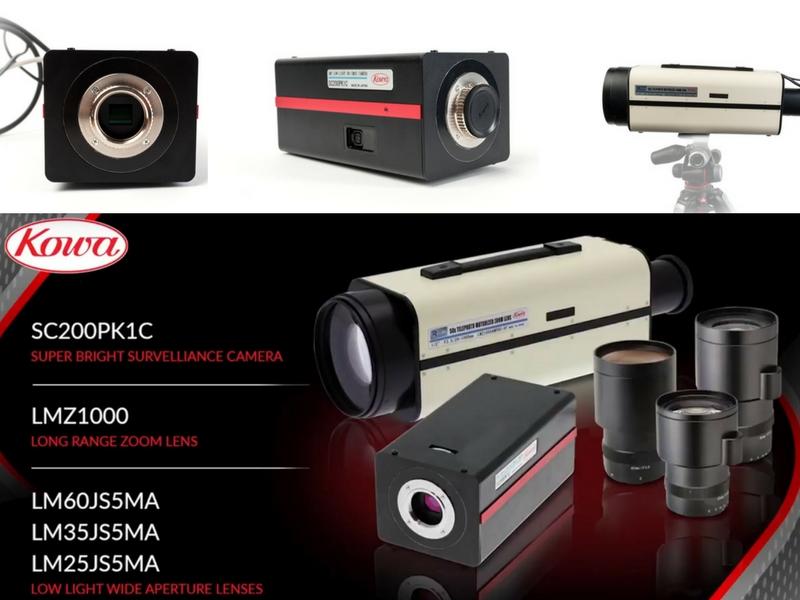 Kamera Kowa SC200PK1C