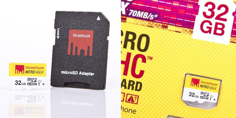 karta pamięci 32 gb Strontium