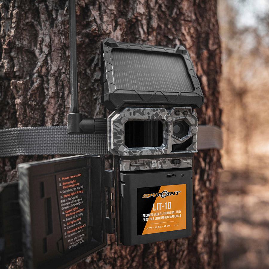 Akumulator litowo-jonowy LIT-10 SpyPoint do fotopułapek