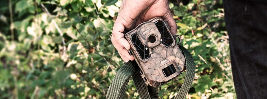 Fotopułapka SpyPoint Force-11D do ochrony posesji