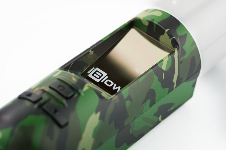 Alkomat policyjny iBlow Military