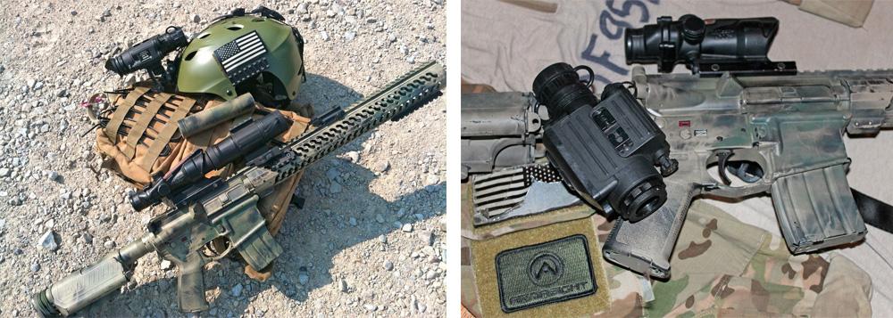 Kompaktowy noktowizor Armasight Spark CORE do działań w terenie