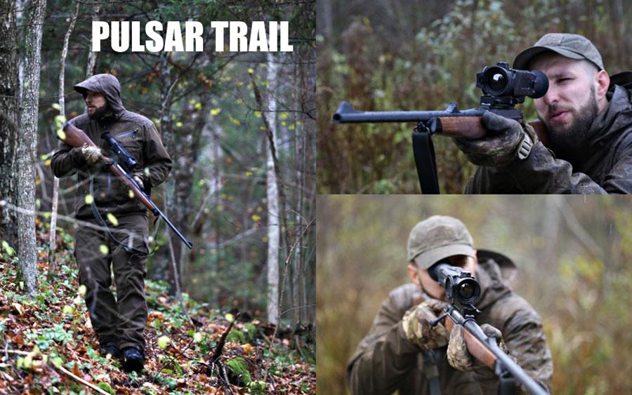 Celownik termowizyjny Pulsar Trail XP50