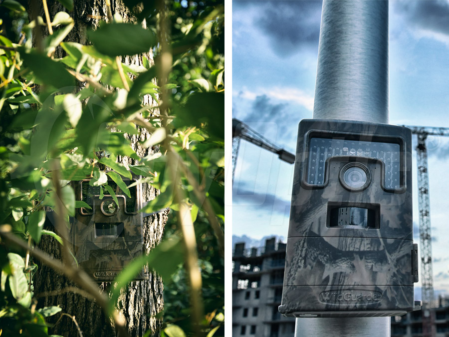 Kamera do monitorowania działki Wildguarder WG-4000