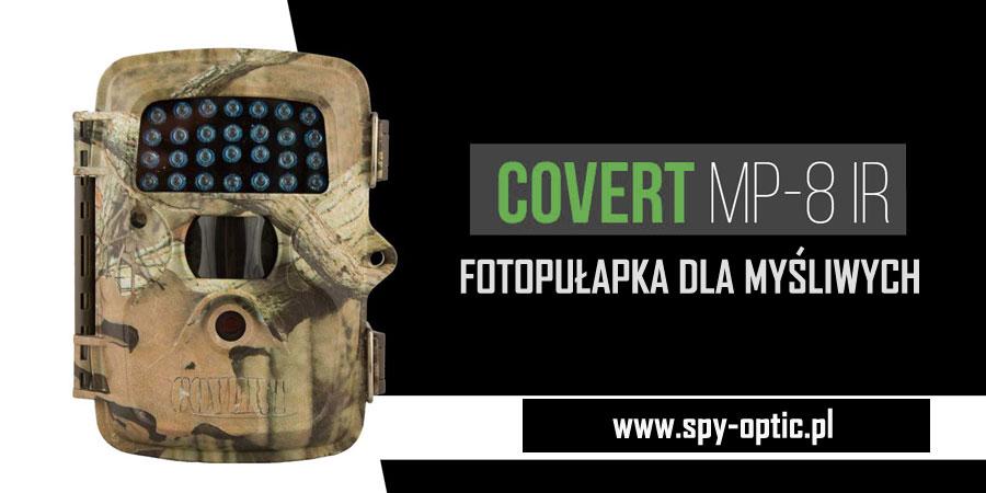 Kamera myśliwska Covert MP8 do monitorowania zwierzyny