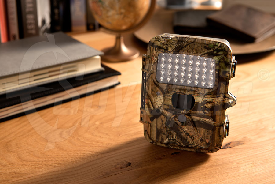 Kamuflowana kamera leśna Covert Code Black Special OPS 3G