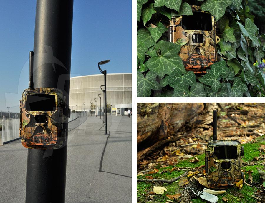 Kamera zewnętrzna Covert Special OPS 3G
