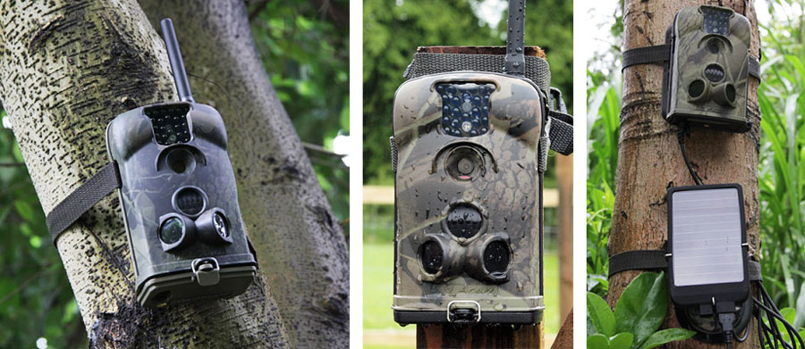 Kamera leśna LTL Acorn TV-6210MG z rejestracją dźwięków