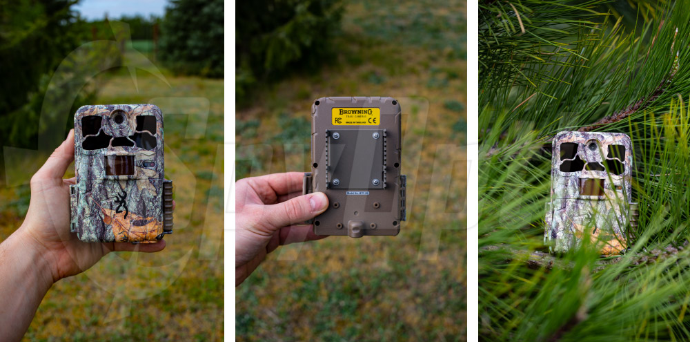 Fotopułapka dla przyrodników Browning Spec Ops Edge