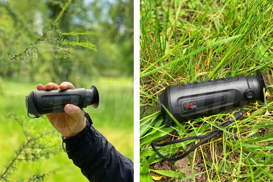 Ręczna kamera termowizyjna AGM ASP Micro-160