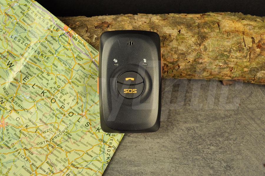 Przenośny lokalizator GPS MT90 Server do śledzenia pojazdów i osób