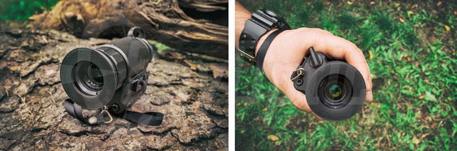 Ręczny monokular noktowizyjny Electrooptic Nivex generacji 3