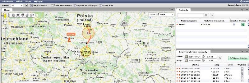 Lokalizator Tractive GPS TRAHU1 z rocznym dostępem online