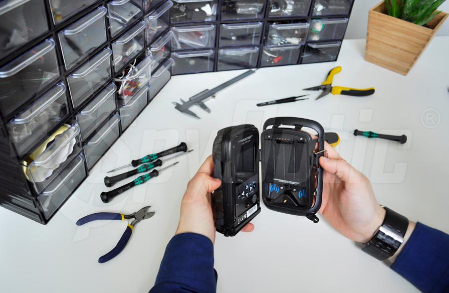 Camera trap service