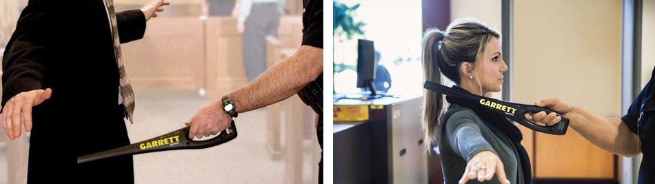Ręczny wykrywacz metali Garrett Super Wand