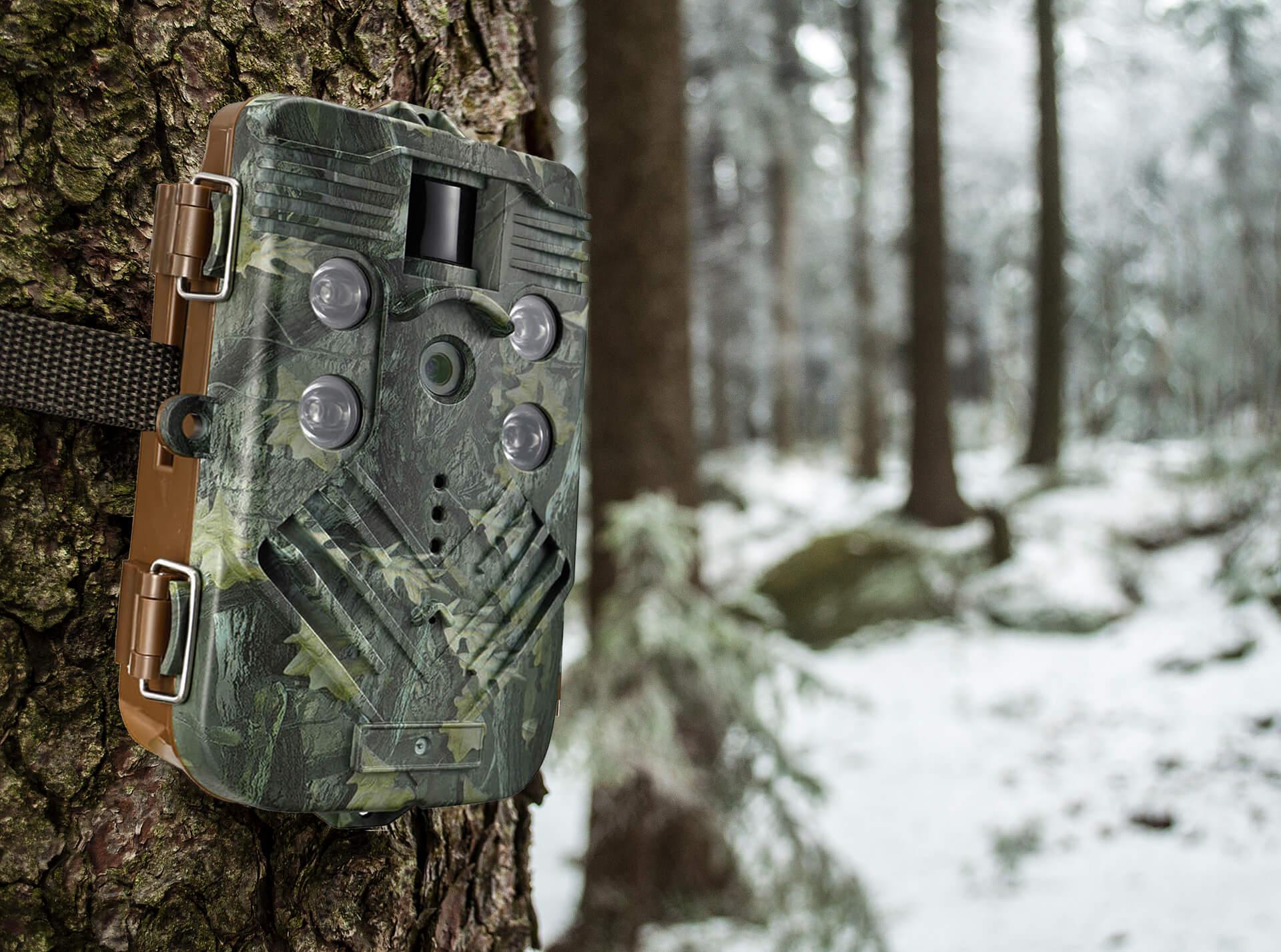 Fotopułapka do lasu Ereagle E3