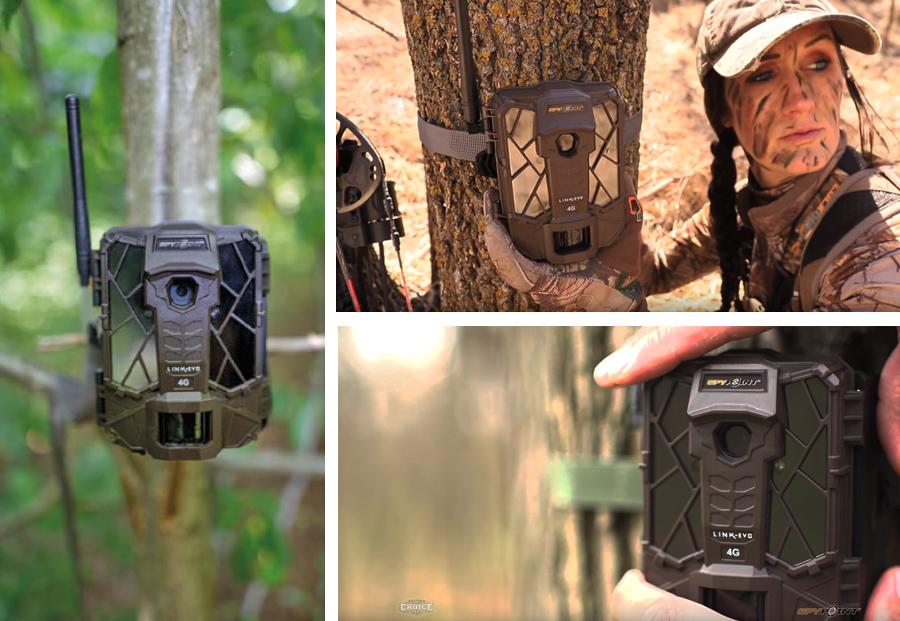 Kamera leśna SpyPoint Link-Evo 4G