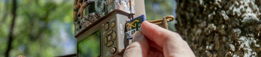 Akcesoria do kamer leśnych i fotopułapek