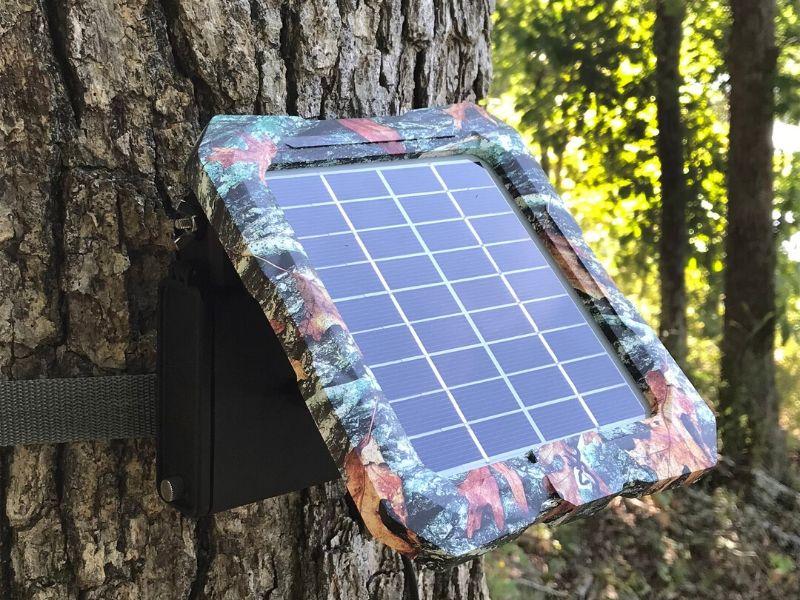 Zasilacz solarny browning