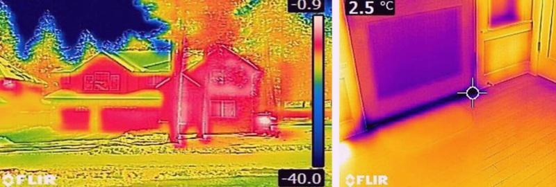 Przenośna kamera termowizyjna Seek Reveal XR