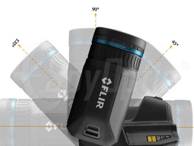 kamera termowizyjna Flir T530