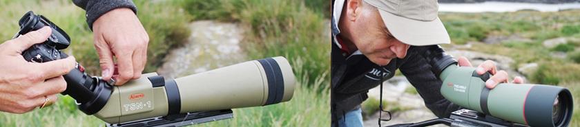 Lunety ornitologiczne od Spy-Optic.pl