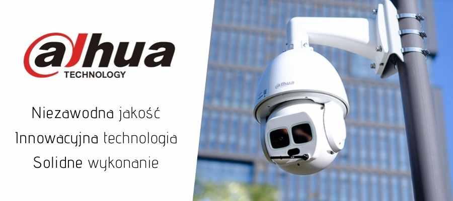 Kamera analogowa przemysłowa Dahua HDCVI