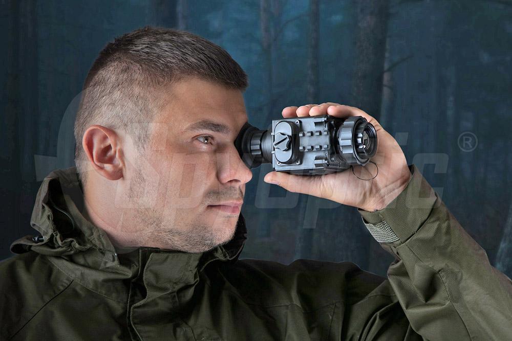 Termowizyjny monokular taktyczny AGM Global Vision Protector TM50-384