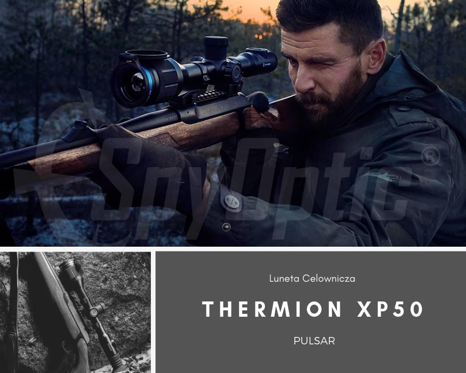 Celownicza luneta Thermion XP50