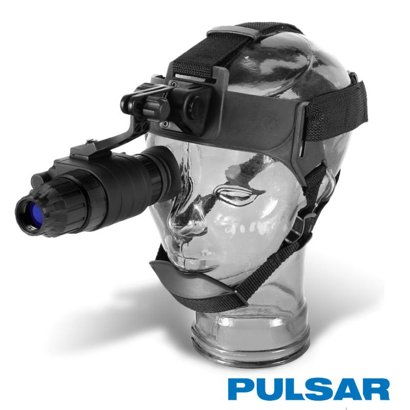 Pulsar Challenger GS 1x20 z mocowaniem na głowę