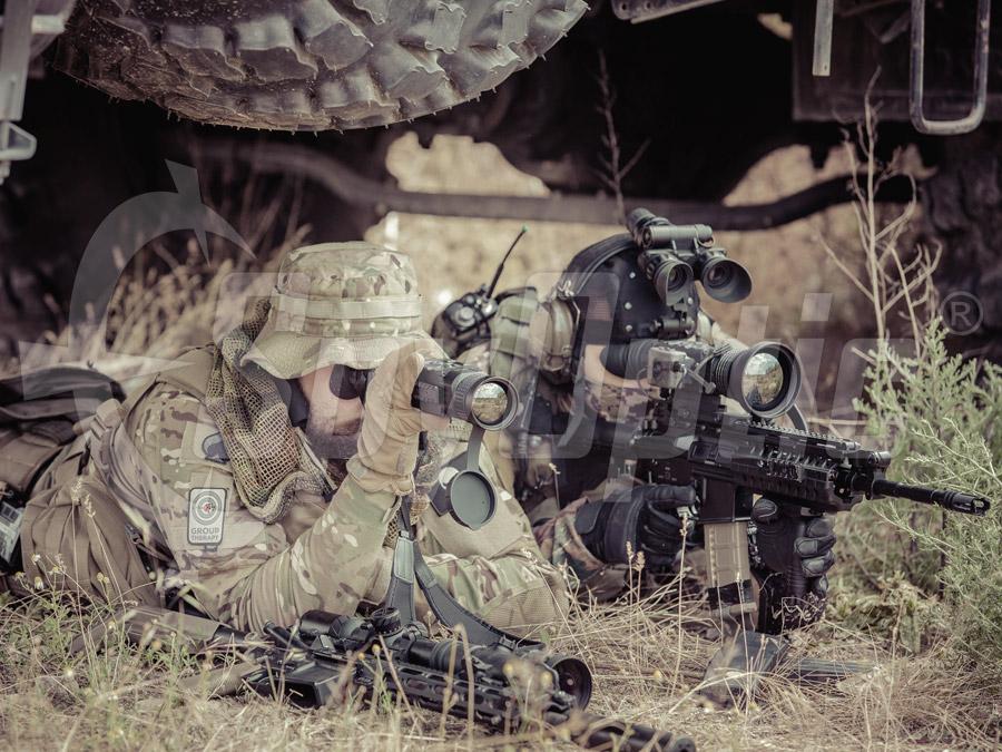 Termowizyjny monokular AGM Global Vision ASP dla policji i wojska