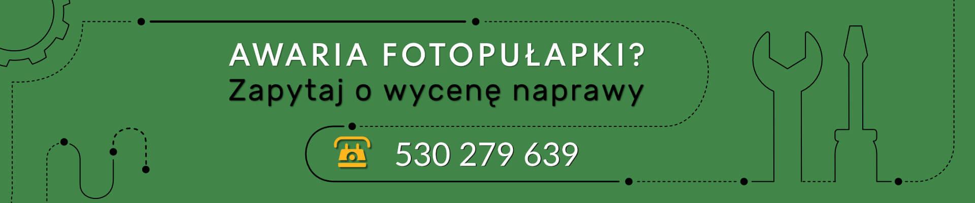 Serwis fotopułapek