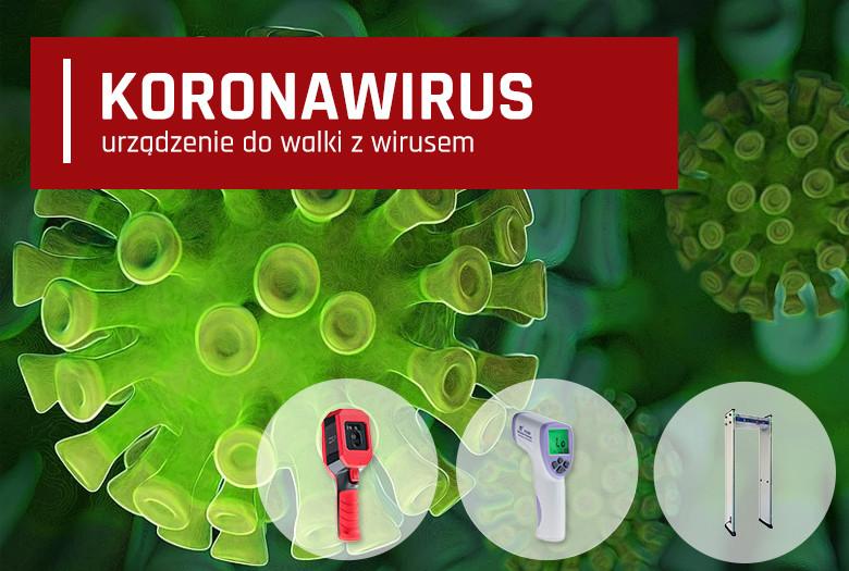 Produkty do walki z koronawirusem Covid-19 - lista bestsellerów